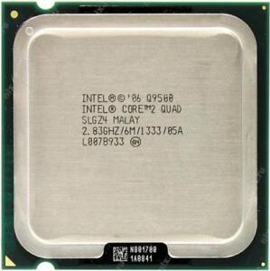 FRA Intel Core 2 Quad Q9500 (6M Cache, 2.83 GHz, 1333 FSB) Socket 775