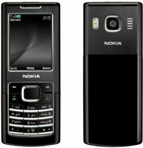 NEW  Nokia Classic 6500 - BLACK /GOLD Mobile Phone ✅WARRANTY✅UNLOCKED✅Uk seller