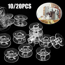 10/20PCS Empty Sewing Machine Bobbins For Brother Singer Babylock Janome Kenmore