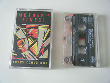 MOTHER'S FINEST LOOKS COULD KILL CASSETTE TAPE CAPITOL 1989