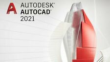AutoCAD 2021 | Windows or Mac | MultiLanguage