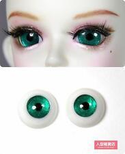 16mm acrylic eyes For BJD DOD AOD MK OK RD Doll Dollfie green H10