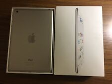 Apple iPad Mini 2 16GB (Wi-Fi Only) White & Silver Tablet