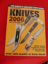 26th Annual Knives by Joe Kertzman 312 pages custom knife book