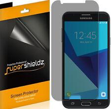 2X Supershieldz Samsung Galaxy J7 V / J7V Privacy Anti-Spy Screen Protector