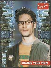 RAY-BAN eyewear    - 2006 Print Ad