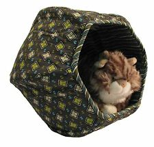 miausleeper™ Lettino per gatti katzenlounge spielhöhle letto, Design MARDI ERBA