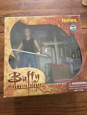 Buffy The Vampire Slayer Spike Fool For Love Toy fare Nib *