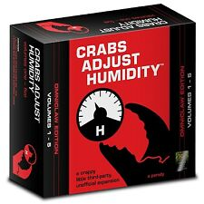 Crabs Adjust Humidity: Omniclaw Edition - Volumes 1 2 3 4 5 1-5 [Card Game, Exp]