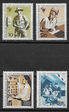 GERMANY , BERLIN , 1969 , 20th C0NGRESS POST OFFICE , SET OF 4 STAMPS , MNH
