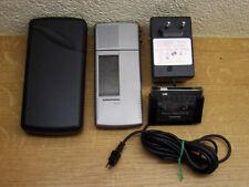 Grundig Stenorette Sh 20, Diktiergerät+Hartbox+NT+Kas.überholt,optisch+techn.TOP