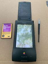 New listing Rare Apple Newton MessagePad120 Personal Assistant Touchscreen Tablet Untested