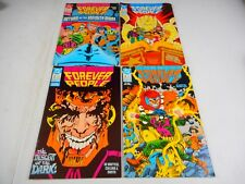 1988 DC Comics Forever People #3-6