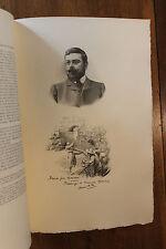 Henri Zo peintre Figures Contemporaines Mariani Biographie 1904 1/150 ex.