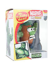 THE INCREDIBLE HULK - Green Hulk PopTaters Mr Potato Head Figurine (PPW Toys)