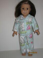 "Elephants/Mama & Baby Pajamas for 18"" Doll Clothes American Girl"