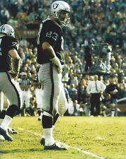 BEN DAVIDSON 8X10 PHOTO OAKLAND RAIDERS PICTURE NFL FOOTBALL