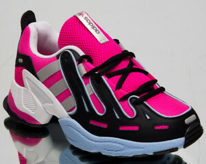 adidas Originals EQT Gazelle Womens Shock Pink Casual Lifestyle Sneakers EE5150