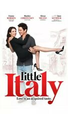 LITTLE ITALY NEW SEALED DVD