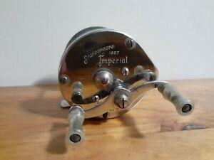 Vintage Shakespeare Imperial 1957 Fishing Reel Model HD