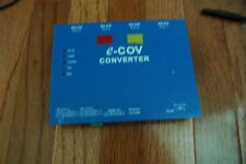 e-cov  ecov-432 RS232  Converter serial-ethernet RS232/422/485-TO-ETHERNET - 4x