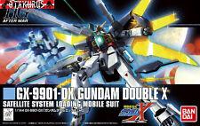 GX-9901-DX Gundam Double X HG High Grade Scale 1/144 Model Bandai