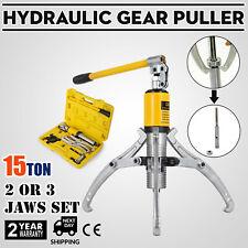 15 T Hydraulic Bearing Gear Puller roue 33000 LB (environ 14968.55 kg) integral Palier