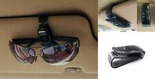 AU OH HOT Car Accessory Sun Visor Sunglasses Eye Glasses Card Pen Holder Clip