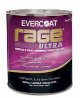 Fibreglass Evercoat 125 Rage Ultra Body Filler - 3 Liter Can