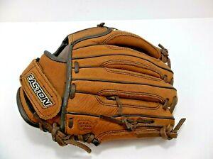 Easton Baseball Glove Youth 11.5 Pattern Natural Elite NE 1150Y LHT Steerhide