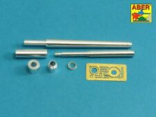1/35 ABER 35L-234 BARREL 115mm for RUSSIAN MBT T-62 - for TAMIYA TRUMPETER KITS