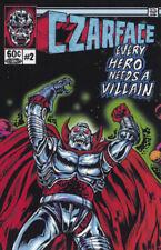 CZARFACE - 'Every Hero Needs A Villain' (Cassette Tape)