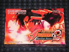 RARE! NEW GBA King of Fighters KOF EX2 Howling Blood Game Boy Advance SNK JAPAN