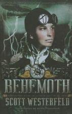 Behemoth by Scott Westerfeld (2010, Hardcover)
