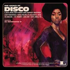 Various - The Legacy of Disco Cd3 Sony Music