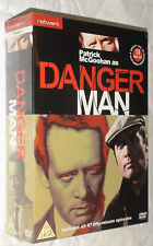 Danger Man: The Complete 1964-1968 Series - 13 DVD Box Set - NEW & SEALED