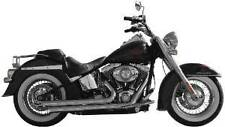 Rush 7020SL-175 crossover angle Harley softail exhaust system heritage fatboy