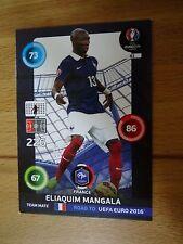 Panini Adrenalyn XL Road to Uefa Euro 2016 Nr. 83 Eliaquim Mangali Frankreich