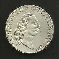 Germany Ein Thaler 1778 Fridericus II VIRTUTE ET FIDELITATE - Medal Token