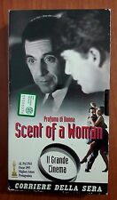 CS2  Film VHS Profumo di donna Scent of a woman