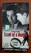 CS2> Film VHS Profumo di donna Scent of a woman