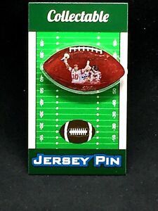 New York Giants lapel pin-Classic Collectible-Super Bowl Champions-Eli Manning
