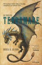 LIBRO LA SAGA DI TERRAMARE - URSULA K. LE GUIN