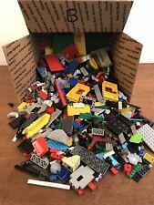 5 Pounds of LEGOS Bulk Lot Bricks Parts & Pieces (Box B)