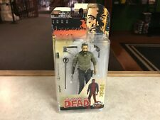 2016 McFarlane Toys Skybound The Walking Dead RICK GRIMES COLOR Figure MOC