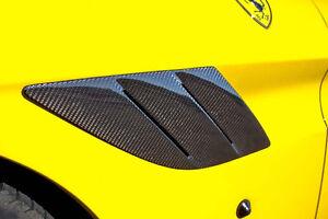 Novitec Carbon Front Fender Add-On - Ferrari California T