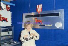 FRANCE GALL 1980s DIAPOSITIVE DE PRESSE ORIGINAL SLIDE #3