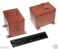 RARE!!!  1x  10uF 400V 5% OMBG-3 /  MBGO-2  PIO Capacitors