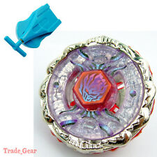 Beyblade BB123 FUSION HADES AD145SWD Metal Masters Fusion+Single spin Launcher