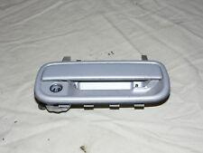OEM 1996 Toyota 4Runner Silver Front Passenger's Side Exterior Door Handle/Lock